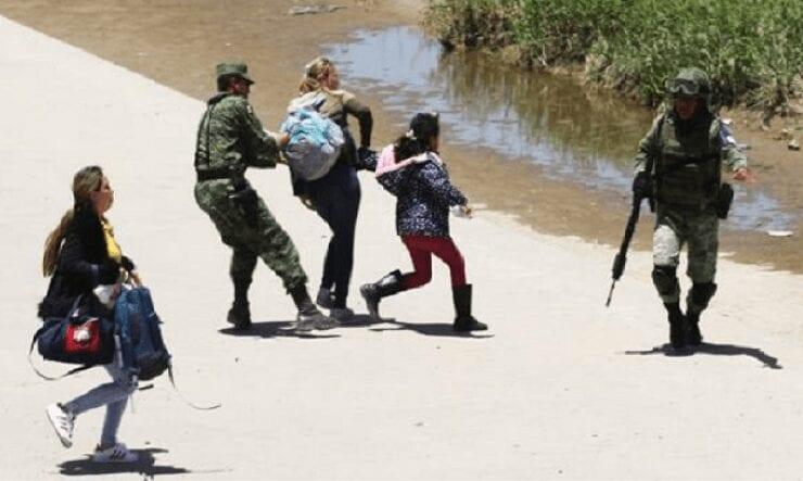 Le Mexique déploie 15 000 soldats à la frontière américaine pour arrêter la migration