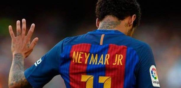 Le Président,barça, Confirme,neymar Veut Revenir