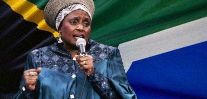 Miriam Makeba, Figure , Mois De Juin