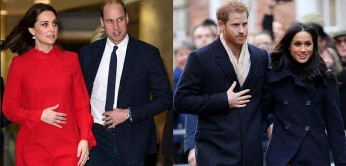 Meghan et Harry: La cause des tensions avec Kate et William
