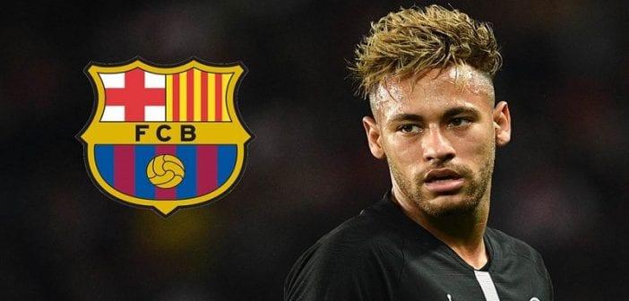 Mercato: La proposition du Barça au PSG pour le retour de Neymar