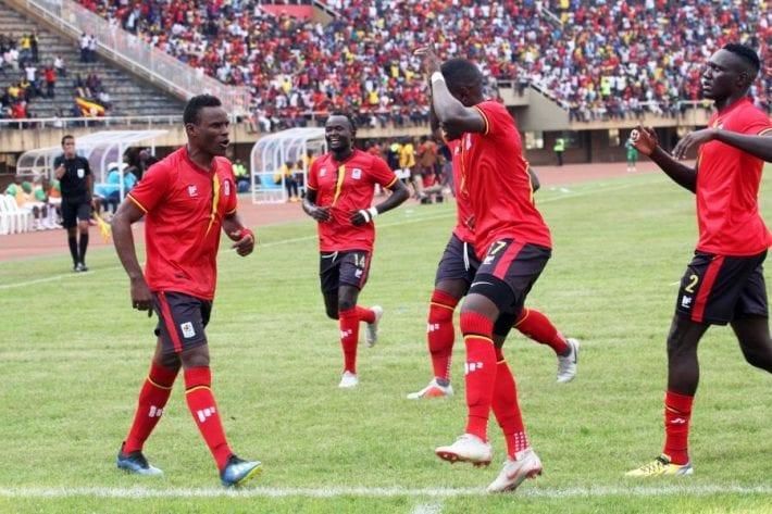 CAN-2019 : la RD Congo chute d'entrée face à l'Ouganda
