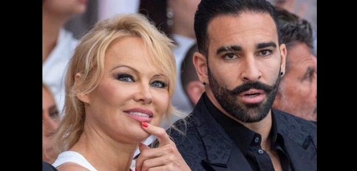 """Pamela Anderson a rompu avec Adil Rami: Elle fait des révélations sur sa """"double vie"""""""