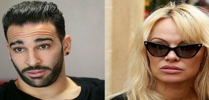 People : Adil Rami répond à Pamela Anderson après ses révélations