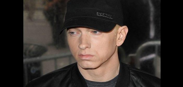 Eminem: le rappeur enflamme la toile avec ce délire