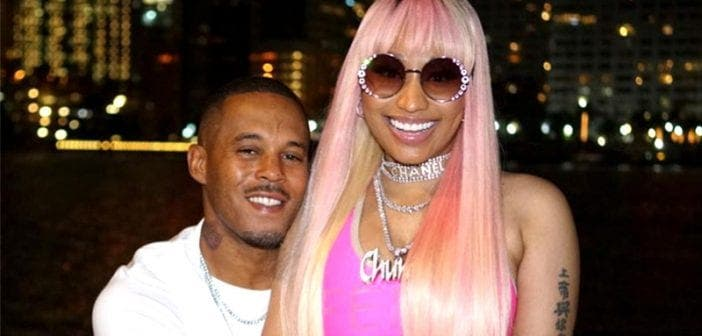 People : Nicki Minaj annonce son mariage avec Kenneth Perry
