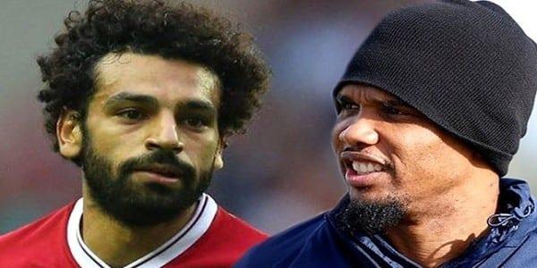 Samuel Eto'o conseille à Mohamed Salah dans ce grand club espagnol