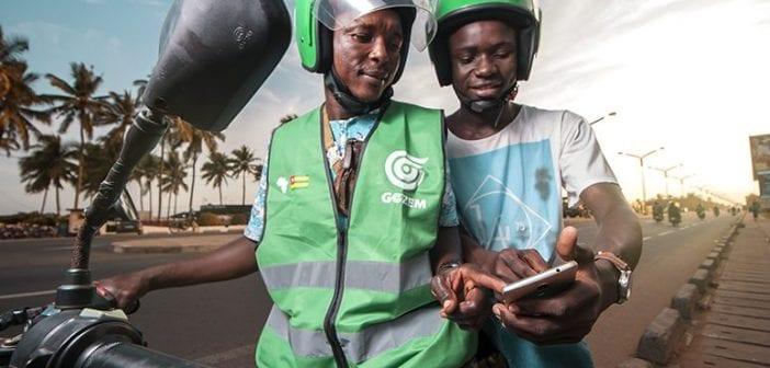 Togo : Gozem franchi le cap des 100'000 courses effectuées à Lomé