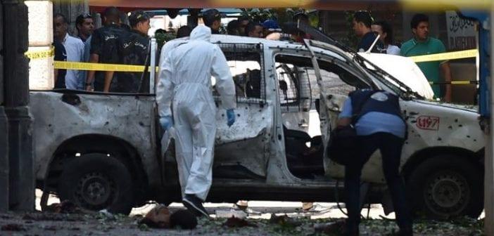 Tunisie: double attentat suicide contre les forces de sécurité