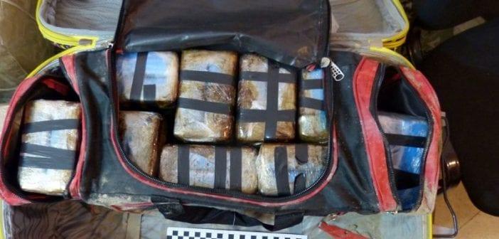 Un membre de l'équipe du président brésilien arrêté avec 39 kg de cocaïne