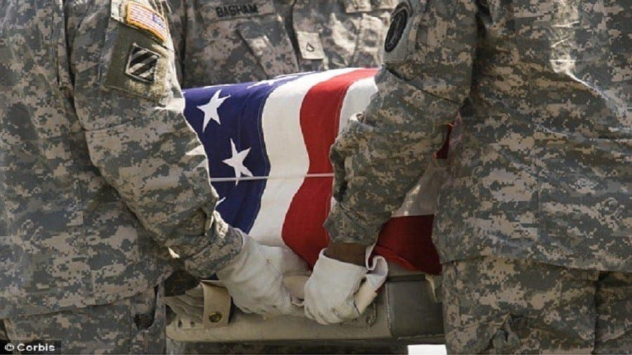 Urgent: Un soldat american a été tué par un sniper Iranian