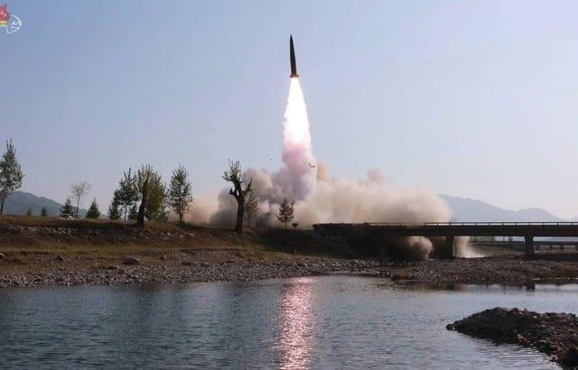 La Corée du nord tire deux missiles