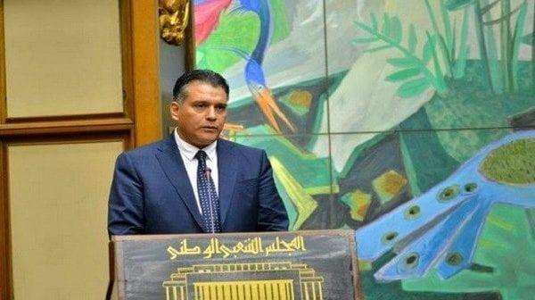Algérie: Démission du président de l'Assemblée nationale