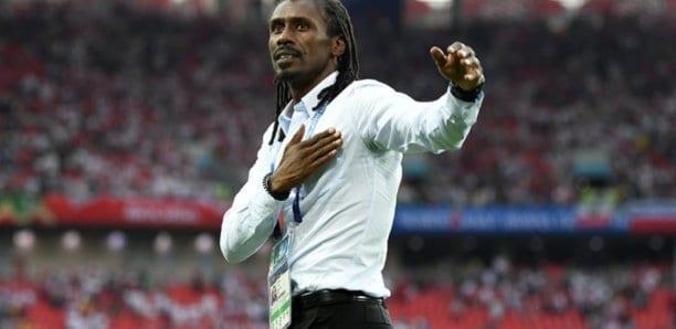 Aliou Cissé reste à la tête des Lions du Sénégal