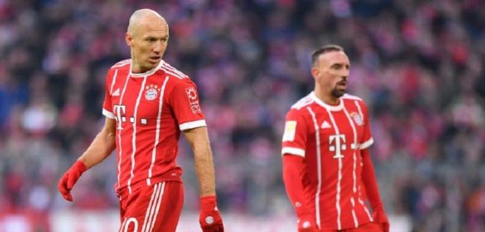 Bayern Munich: Robben revient sur sa bagarre avec Ribery