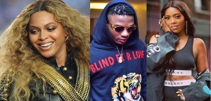 Beyoncé explique pourquoi elle a chanté avec Wizkid et d'autres artistes africains sur son nouvel album : Vidéo