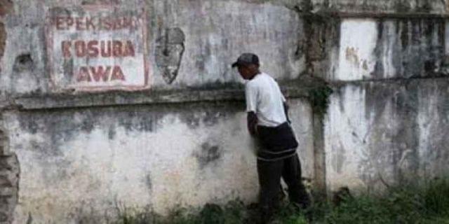 Brésil : depuis qu'il a pissé sur la statue de Jésus Christ, son truc ne se lève plus