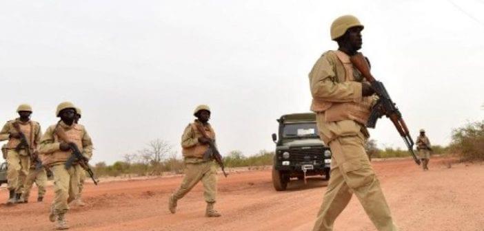 Burkina Faso : Deux gendarmes tués dans le centre-Sud