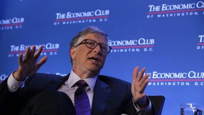 Business : Bill Gates n'est plus le deuxième homme le plus riche du monde