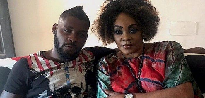 Côte d'Ivoire: Abandonnée par son fils Arafat dj, Tina Glamour fait appel à Didier Drogba et Sérey Dié