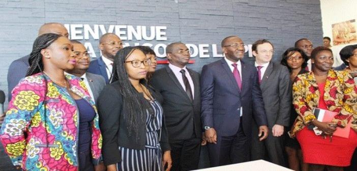 Côte d'Ivoire : La société générale crée une nouvelle agence pour accompagner les PME