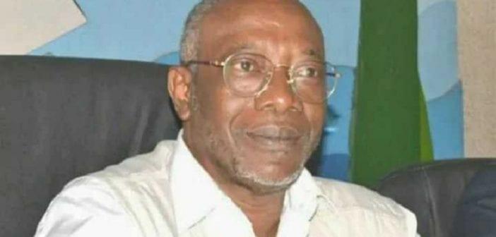 Côte d'Ivoire: Décès de Mel Eg Théodore