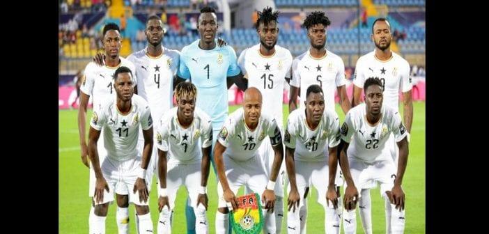 CAN 2019 : mauvaise nouvelle pour la sélection ghanéenne
