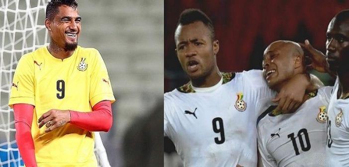 CAN 2019: Kevin Prince Boateng se moque des Black Stars du Ghana après leur élimination