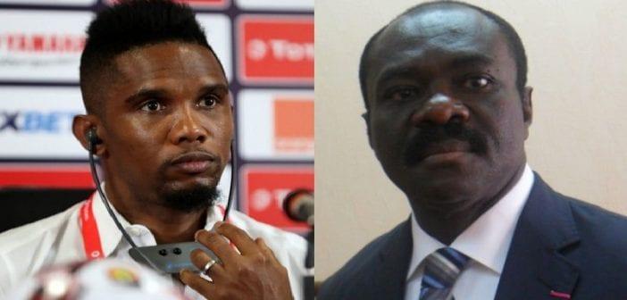 Cameroun: un proche d'Eto'o s'attaque au ministre des Sports