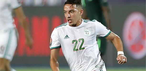 Can 2019 : L'Algérien Bennacer meilleur joueur de la Can