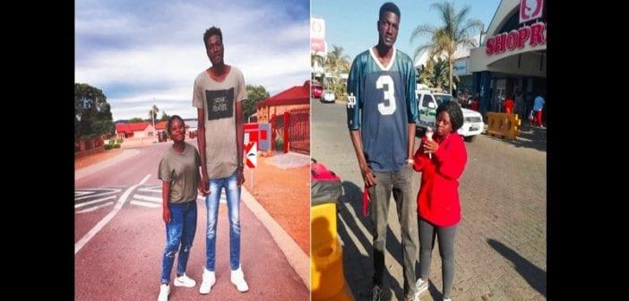 Ce couple sud-africain affole la toile pour une raison particulière