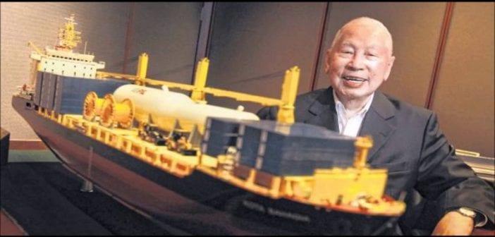 Chang Yun Chung, Le Plus Vieux ,milliardaire , Rend, Bureau,jours