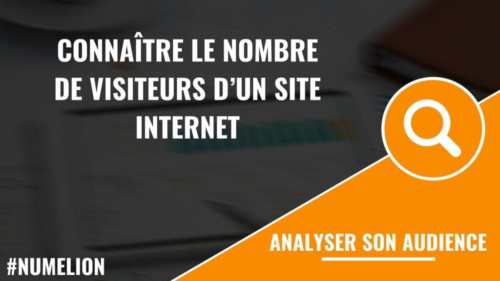 Connaître,nombre De Visiteurs , Site Internet,audience,trafic