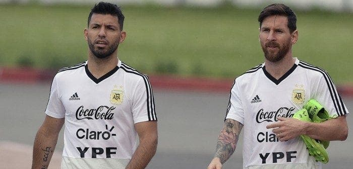 Copa America/Argentine-Brésil : Gabriel Jesus lance un avertissement à Lionel Messi et Sergio Aguero