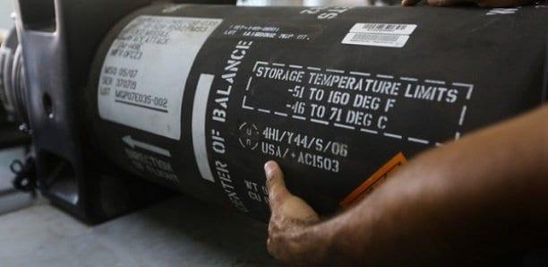 Découverte de missiles français en Libye