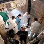 Des Milliers D'ossements Humains, Retrouvés , Vatican
