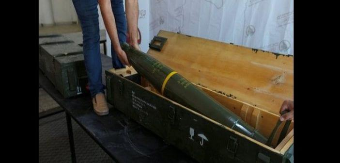 Des missiles français découverts en Libye, Paris nie avoir violé l'embargo sur les armes