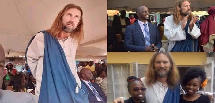 """Des pasteurs d'Afrique du Sud et du Kenya invitent """"Jésus"""" dans leur église (VIDEO)"""