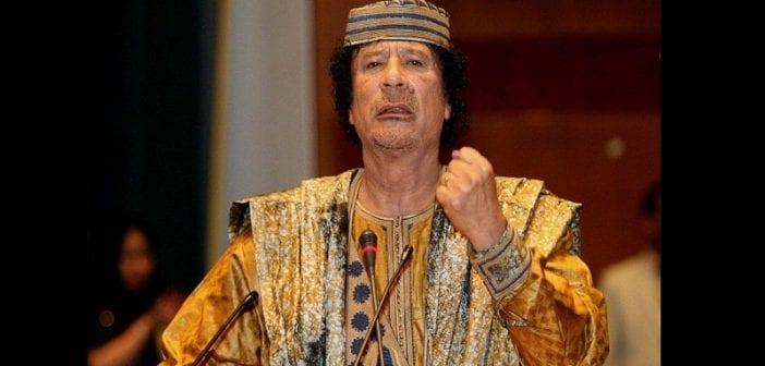Dix raisons pour lesquelles la Libye sous Mouammar Kadhafi était un pays de rêve