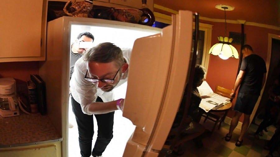 Etats-Unis : disparu depuis 10 ans, l'homme était piégé derrière un frigo