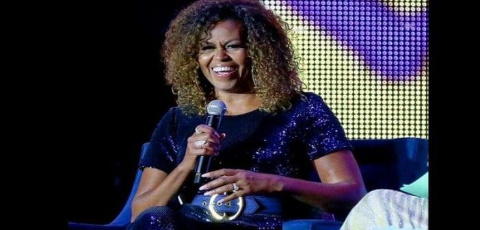 Etats-Unis: Michelle Obama enflamme la toile avec sa nouvelle coiffure (photo)