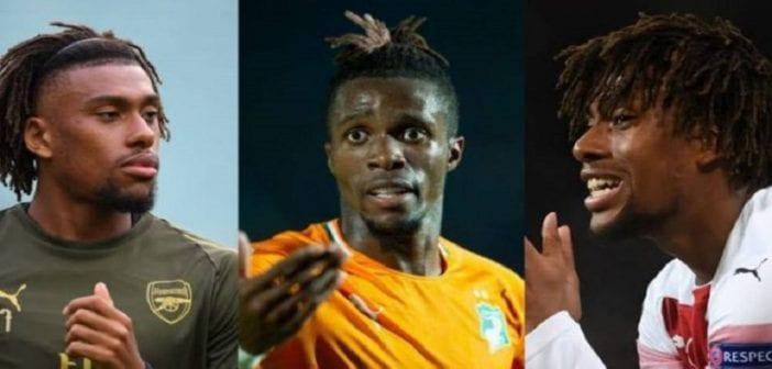 Football, Alex Iwobi ,met En Garde,arsenal à Cause,wilfried Zaha