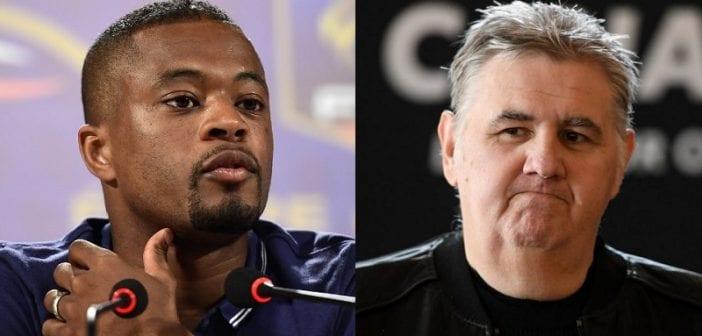 Football, Evra Prend Sa Retraite, Pierre Ménès ,lui Adresse ,message Subtile
