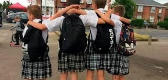 Irlande, Les Garçons, Seront Autorisé,porter ,jupes à L'école