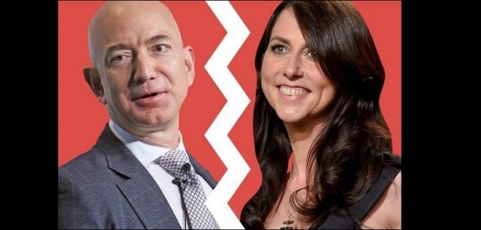 Jeff Bezos: son ex épouse devient la 22e personne la plus riche au monde après leur divorce