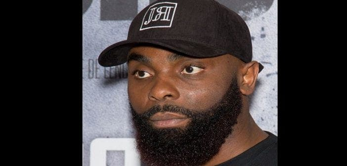 Kaaris enflamme la toile avec sa photo du FaceAppChallenge