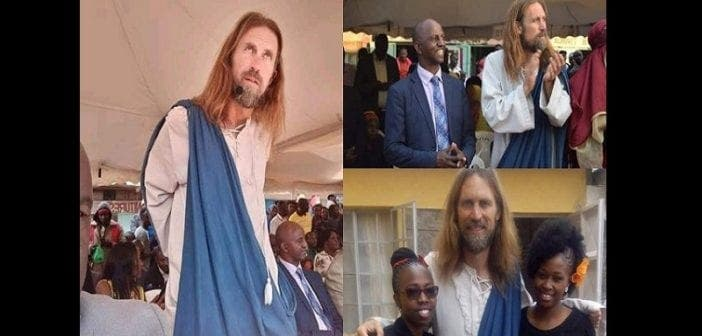 L'homme derrière le « faux Jésus-Christ » enfin connu