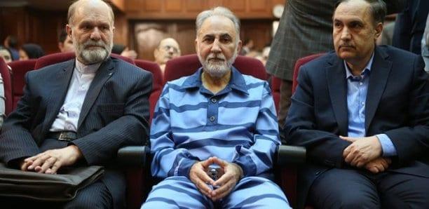 L'ancien maire de Téhéran condamné à mort pour l'assassinat de sa femme