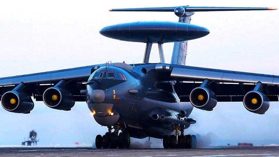L'aviation sud-coréenne a procédé à des tirs de semonce pour chasser un avion militaire russe de son espace aérien
