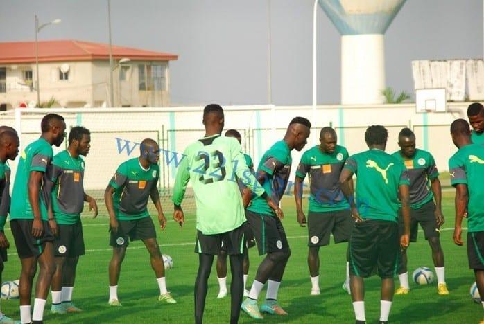 Vidéo-CAN 2019 : Senegal vs Bénin: du physique pour répondre aux duels